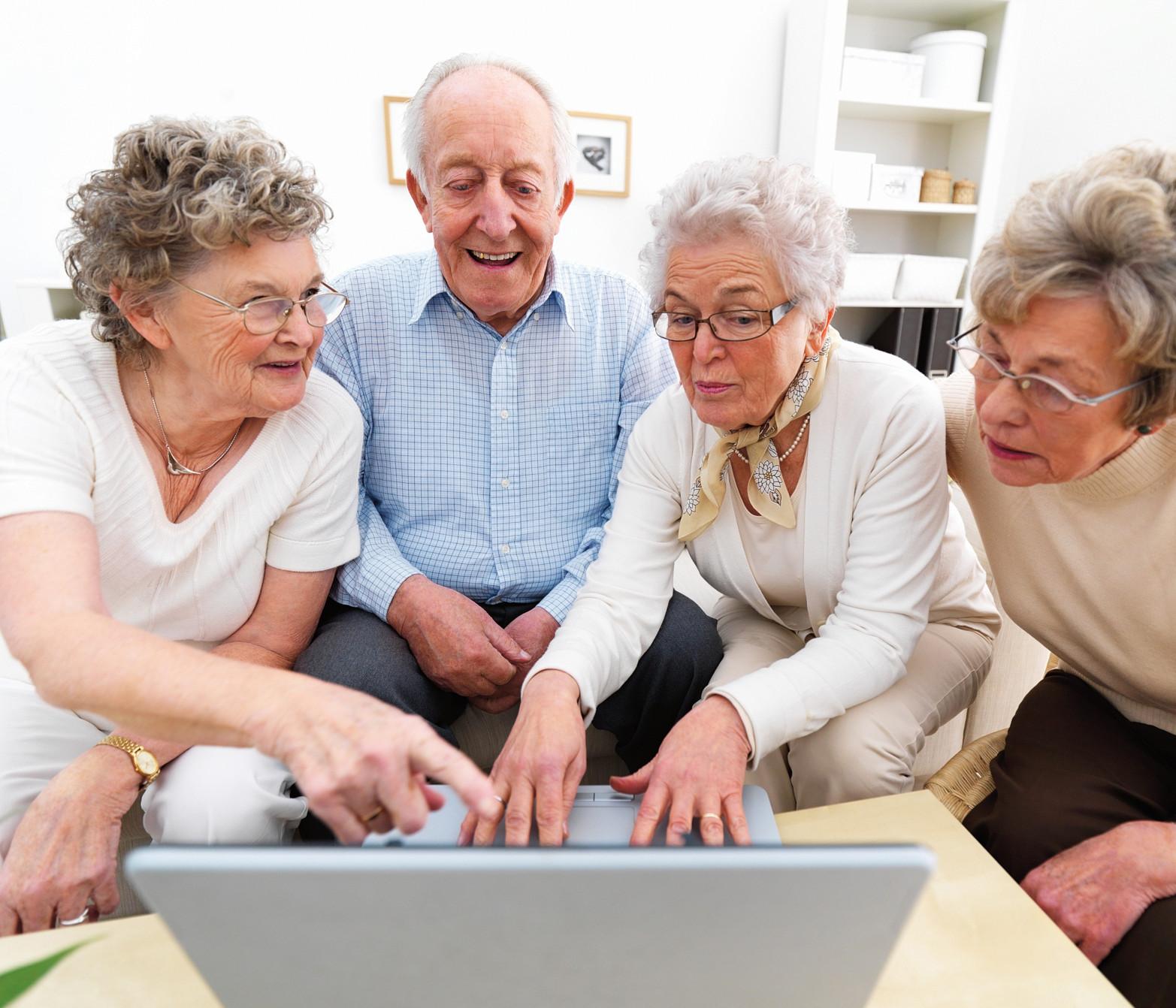 Go to Стари људи и њихова права