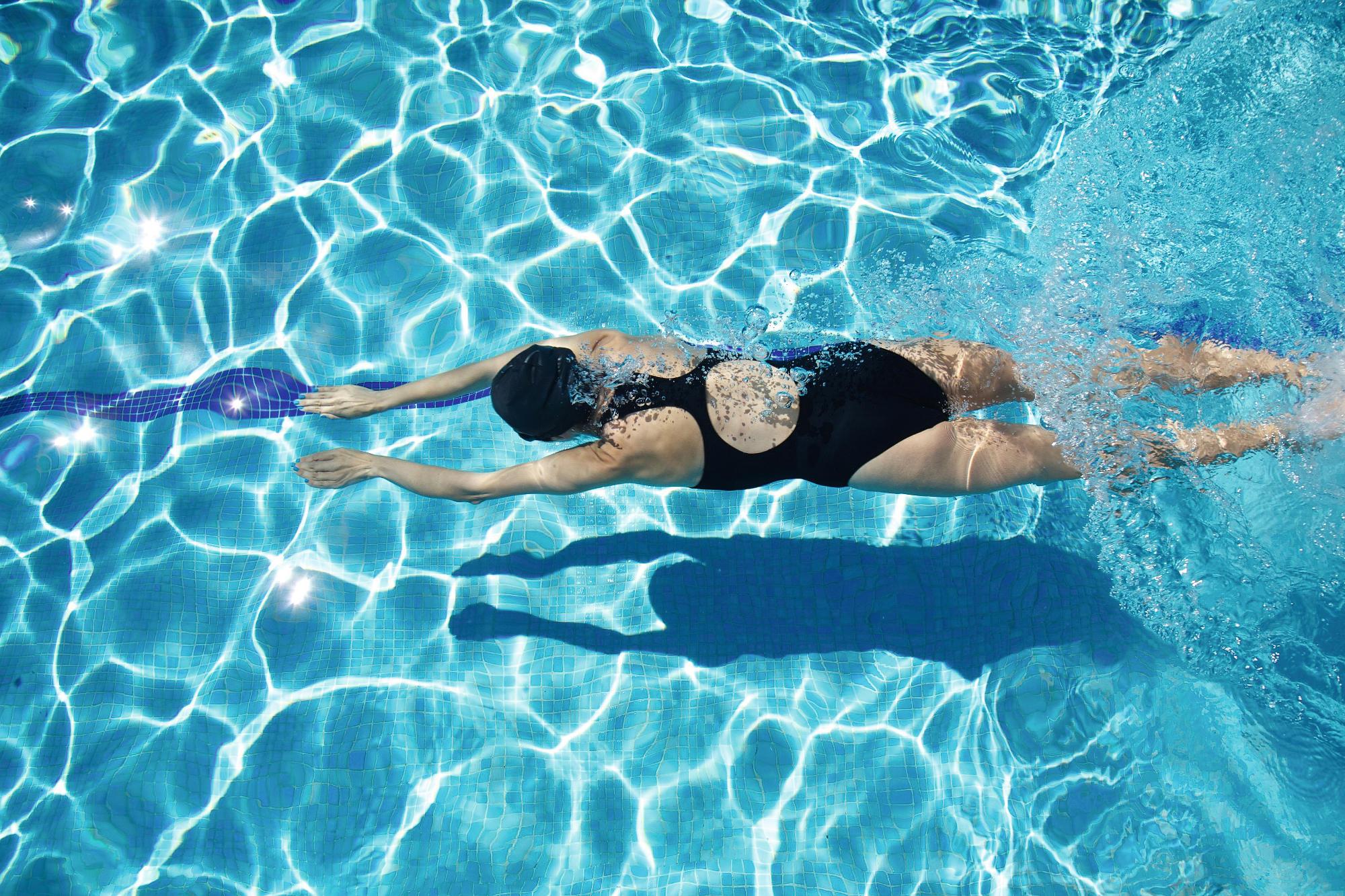 Go to Пливање смањује стрес