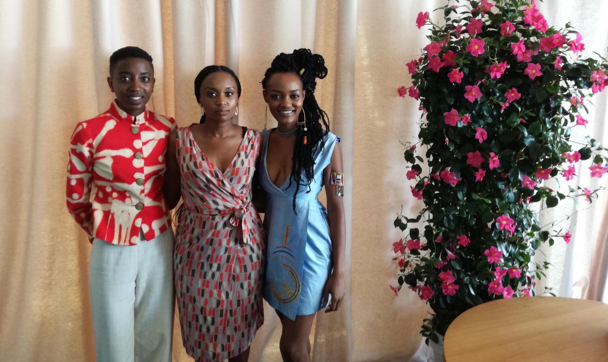 Go to Кенијска редитељка Ванури Кају