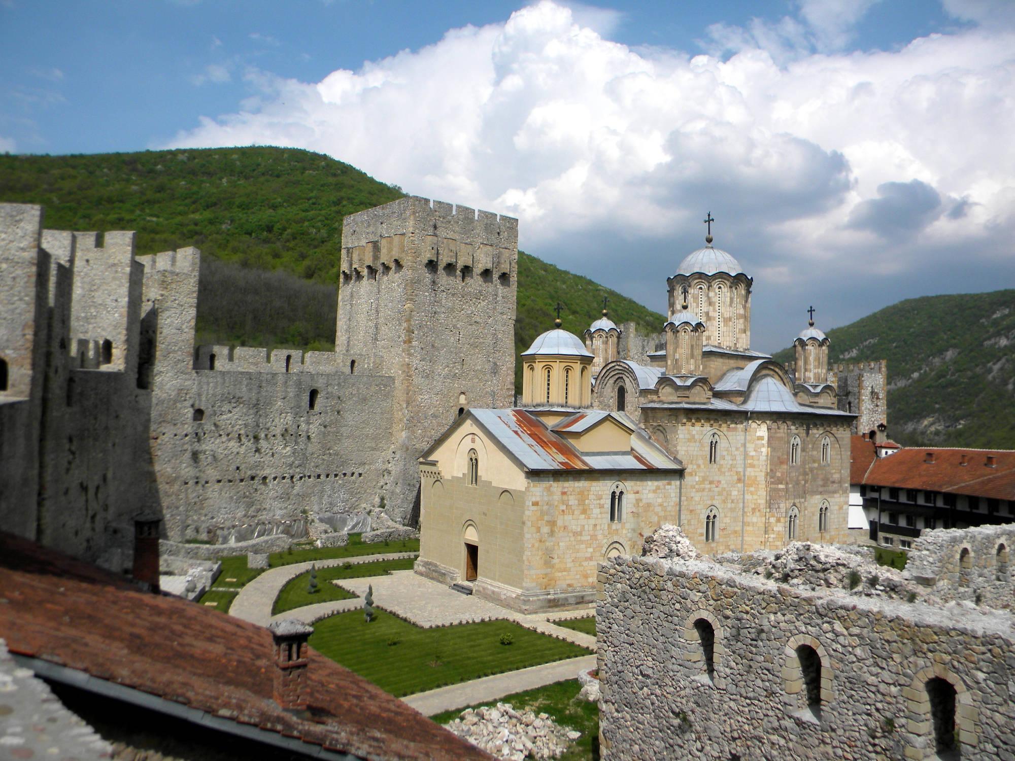 Go to Шест векова манастира Манасија