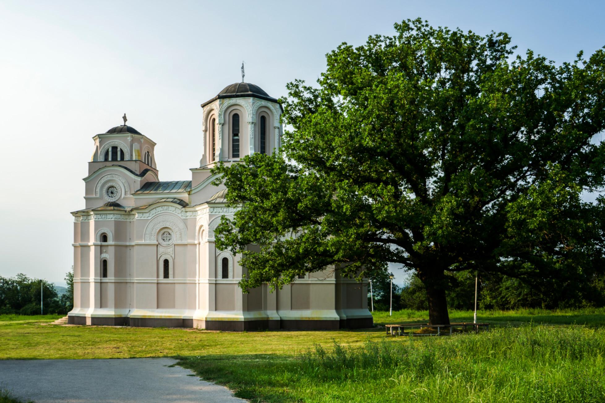 Go to Костолачки бисер: Тодића црква