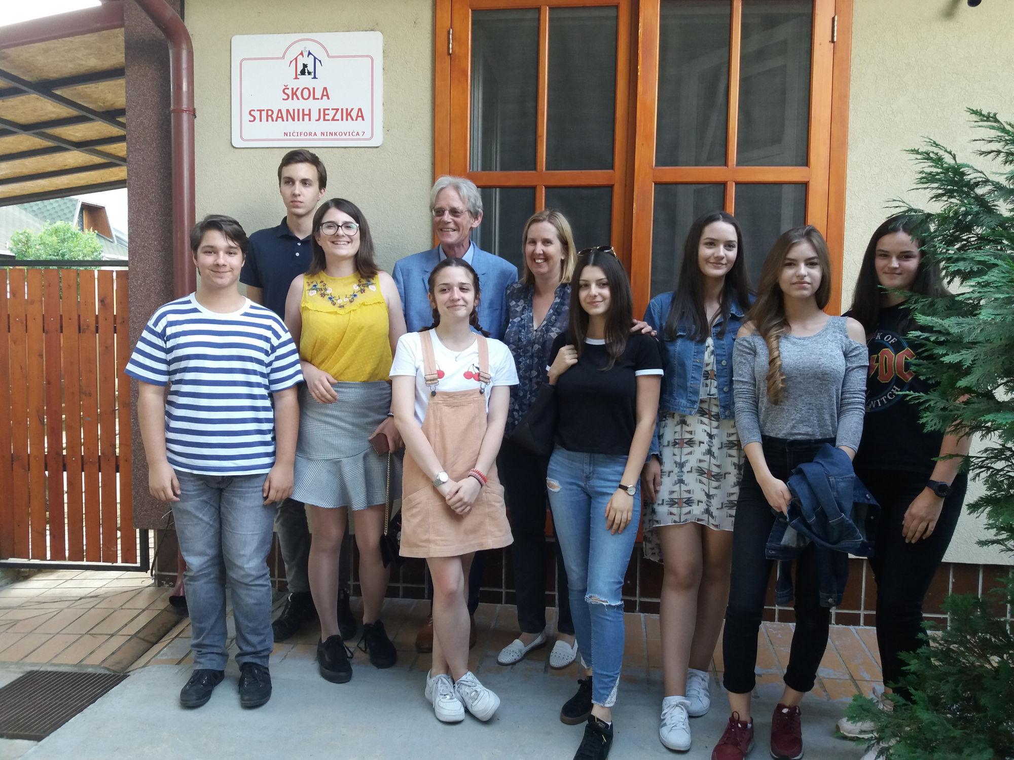 Go to Средњошколци стипендисти из Србије и региона заједно у Кембриџу