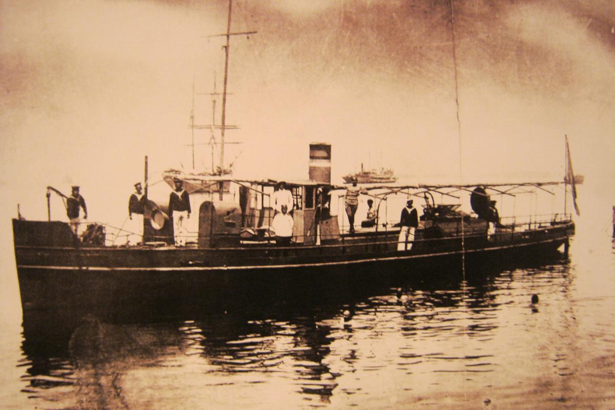 Go to Одисеја првог српског ратног брода