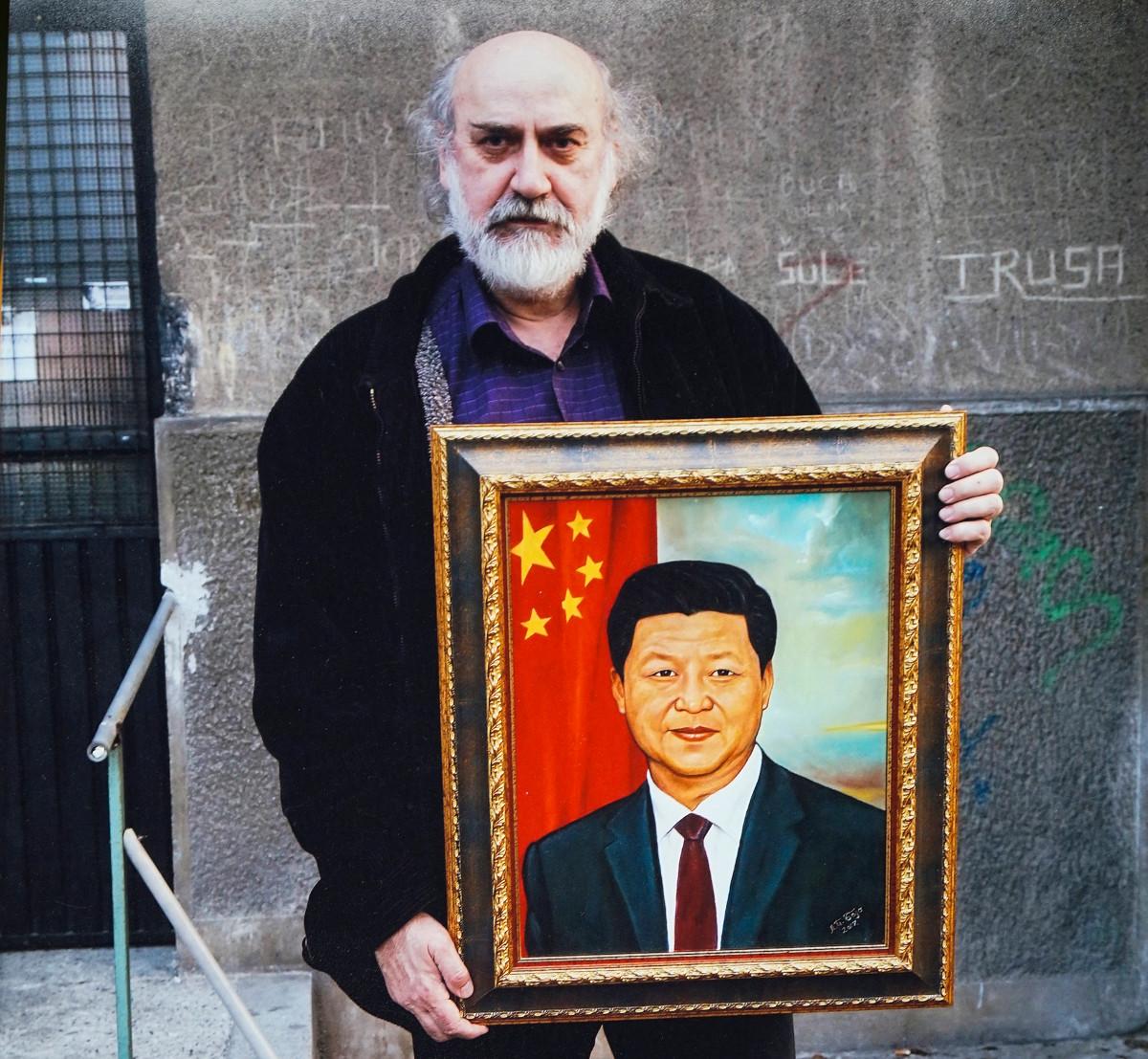 Go to Сликар Бајо Луковић и његови портрети