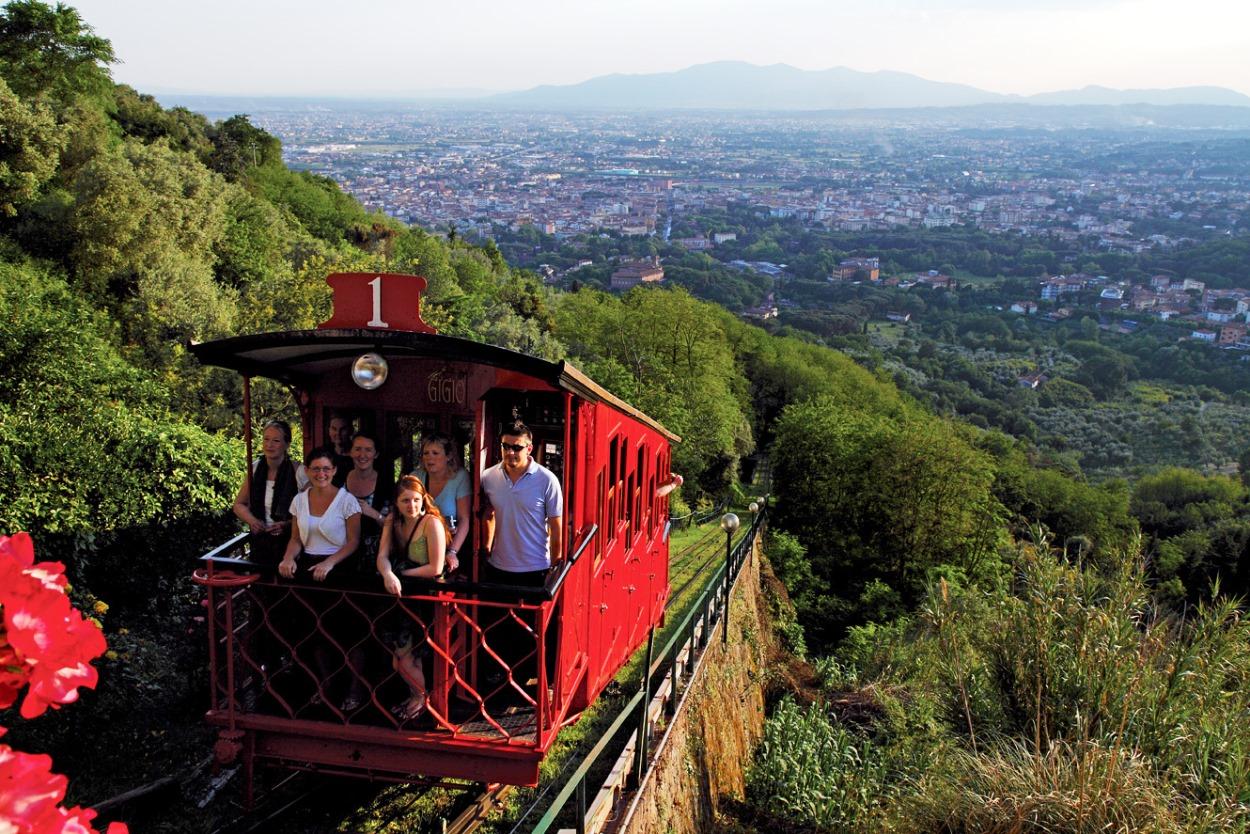Go to Тоскана:завичај великих песника