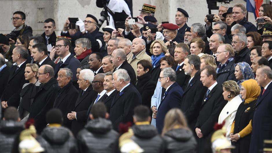 Go to Комеморација у Паризу – где је место за српског председника