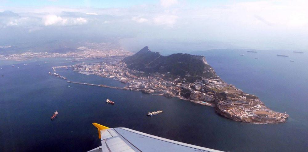 Go to Gibraltar – tačka spoticanja