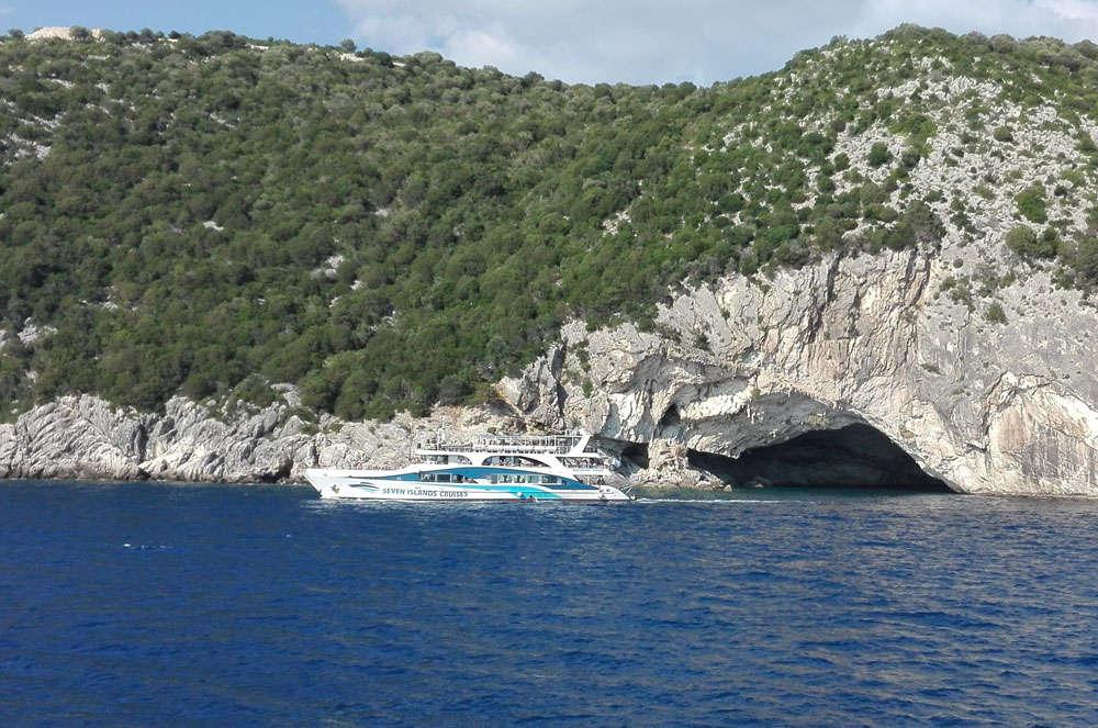 Go to Крстарење Јонским острвима
