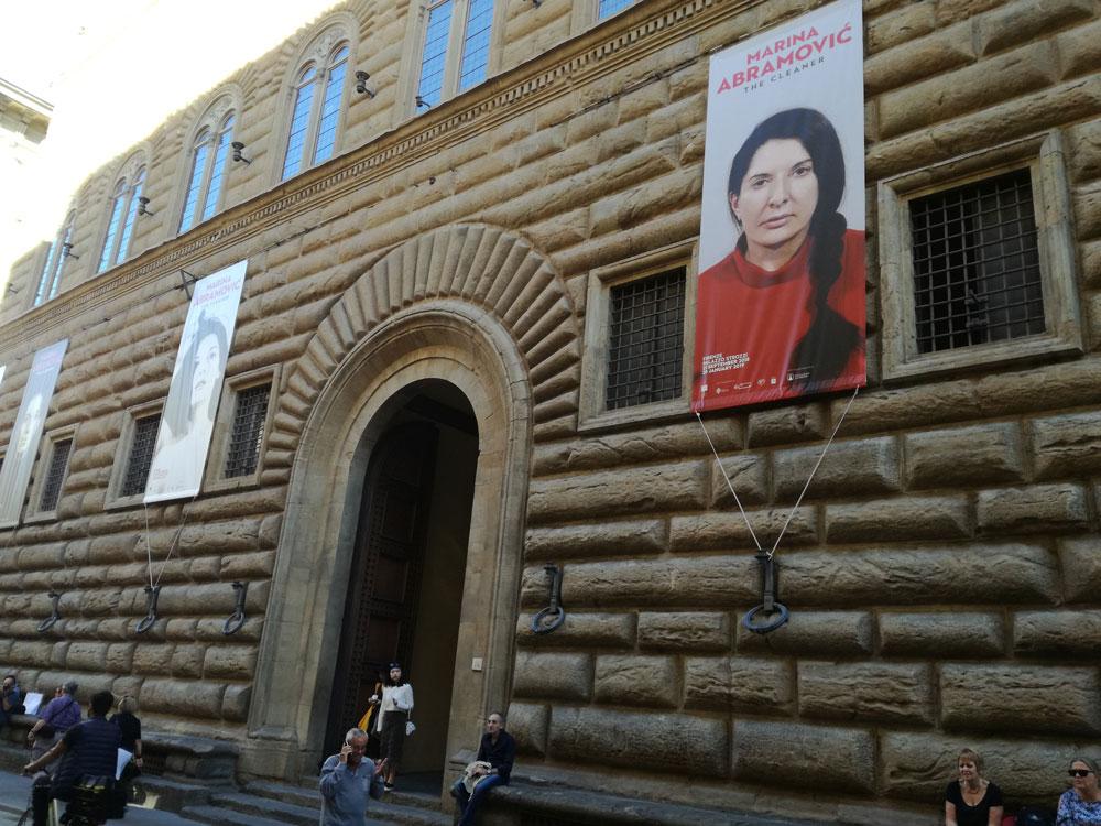 Go to Изложба Марине Абрамовић у Фиренци