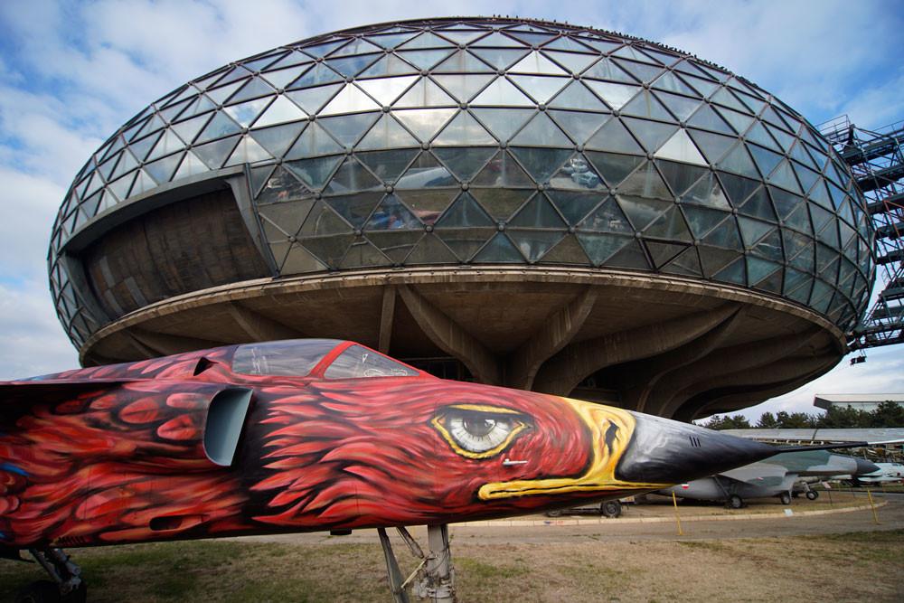Go to Музеји у које се ређе иде: место где авиони дремају