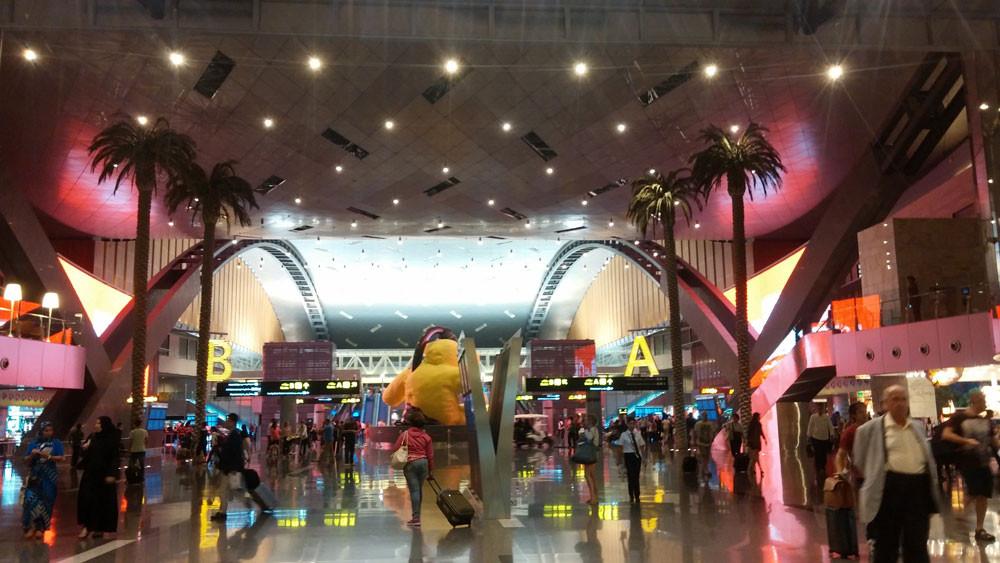 Go to Хамад – аеродром будућности
