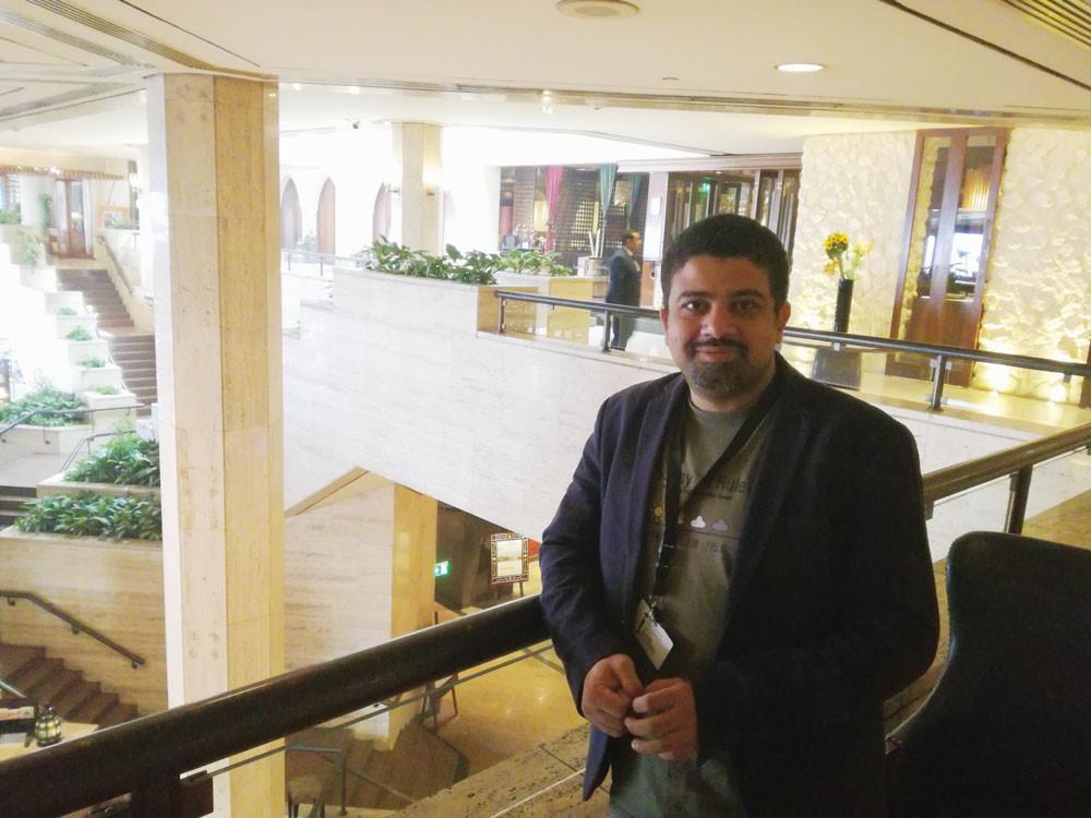 Go to Изнтервју из Каира: редитељ Ахмад Абдала Ел Сајед  говори за илустровану
