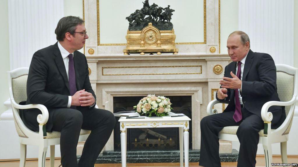 Go to Путинова посета Србији – Догађај који се не заборавља