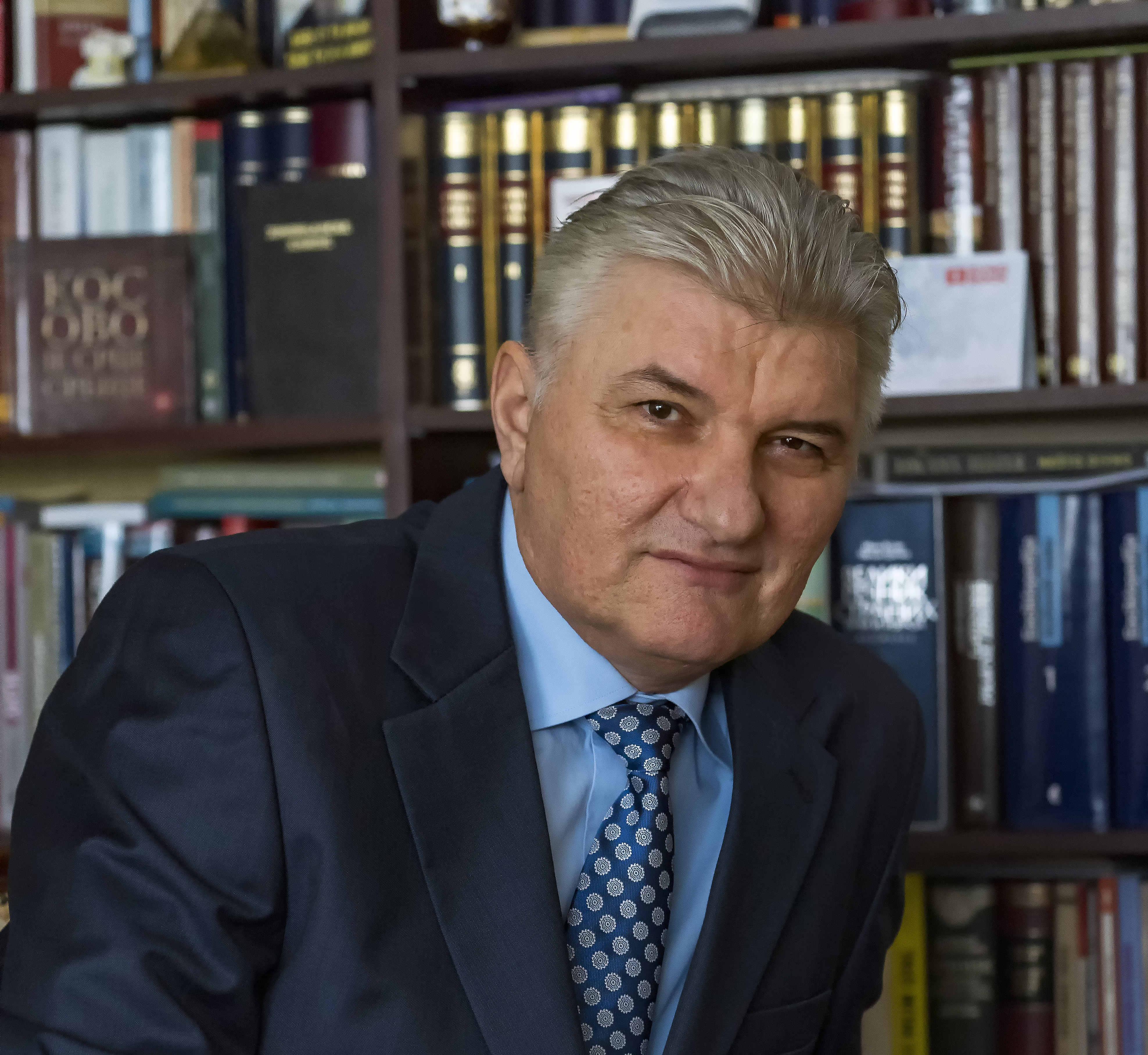 Go to Др Радослав Гаћиновић: атентат који је променио свет