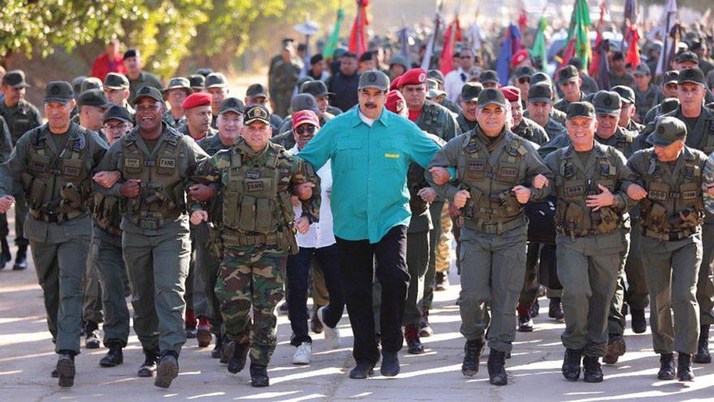 Go to Криза у Венецуели – крах Боливарског сна