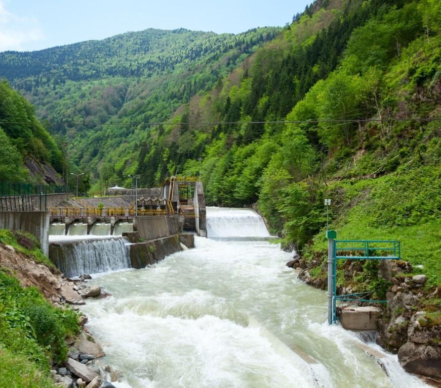 Go to Мини-хидроелектране струјни удар на екосистем