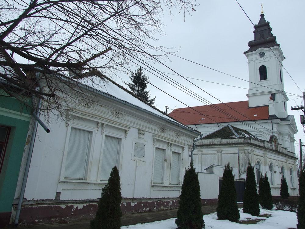 Go to Ковиљ – родно место песника Лазе Костића