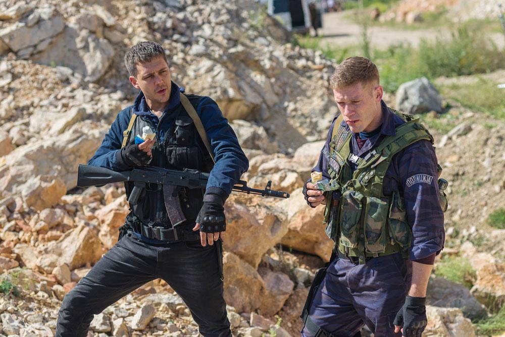 """Go to Филм """"Балканска међа"""": како су руски специјалци заузели аеродром у Приштини"""