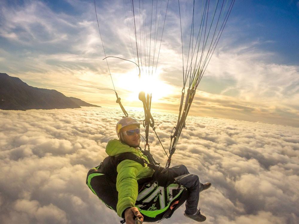 Go to Rekorder u paraglajdingu: Petar Lončar jedini u svetu leteo iznad svih sedam kontinenata