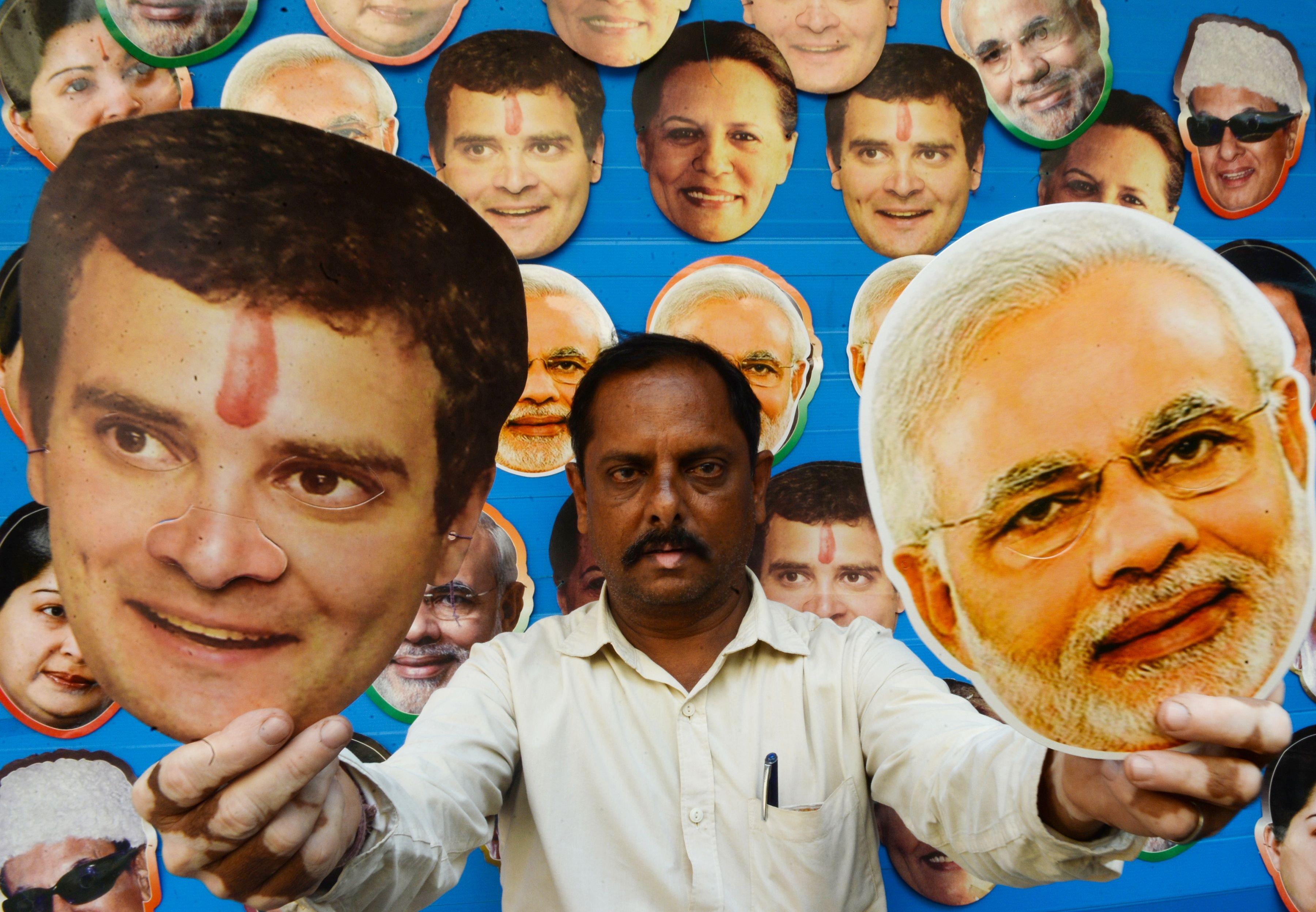 Go to Индија: најдужи избори на свету
