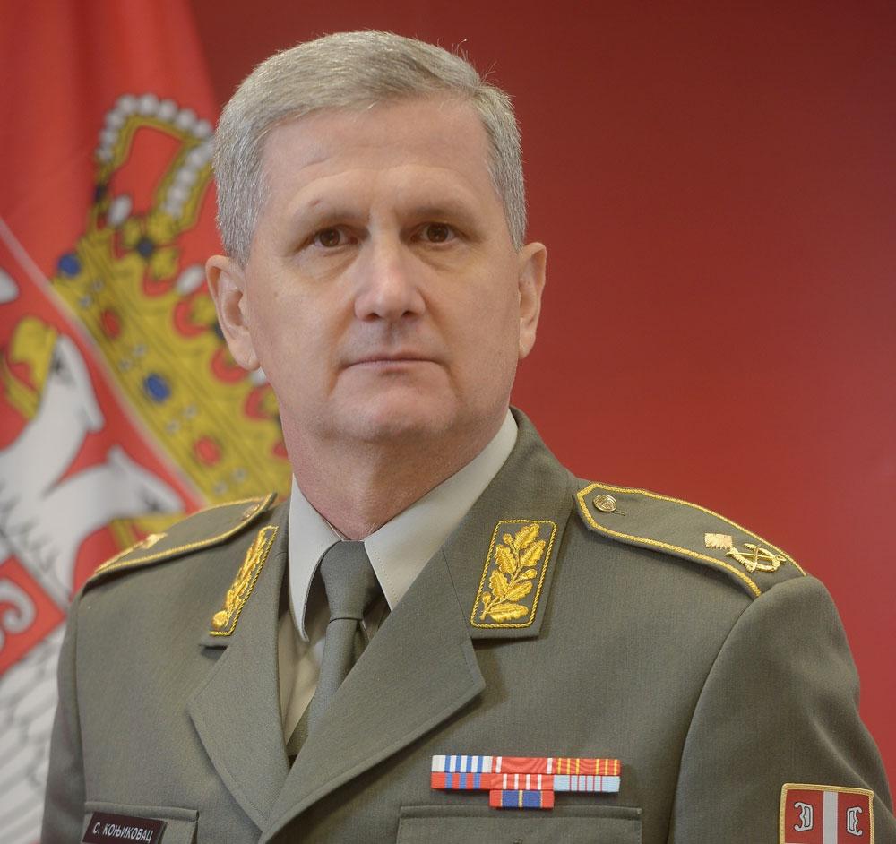 Go to Генерал Kоњиковац 20 година после: Паштрик није пао