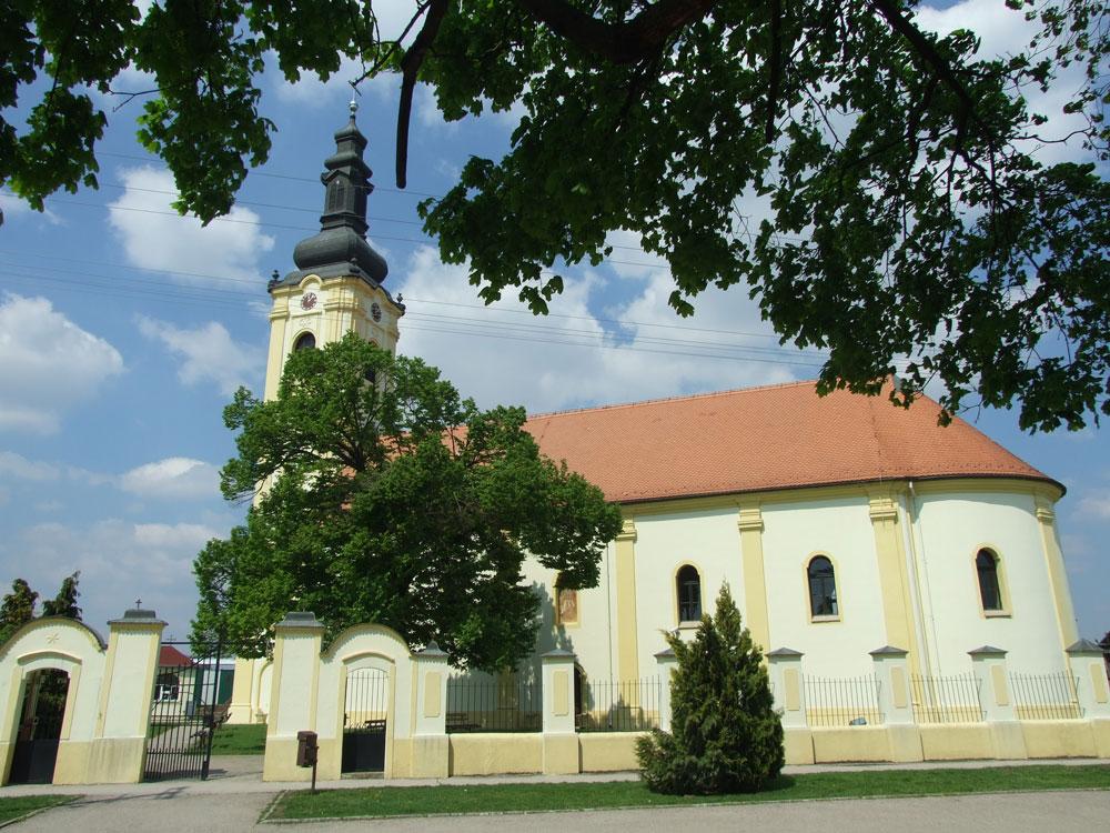 Go to Laćarak, najveće selo u Srbiji