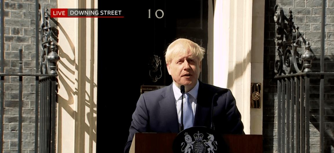 Go to Novi britanski premijer: nema više ni ili ni ali