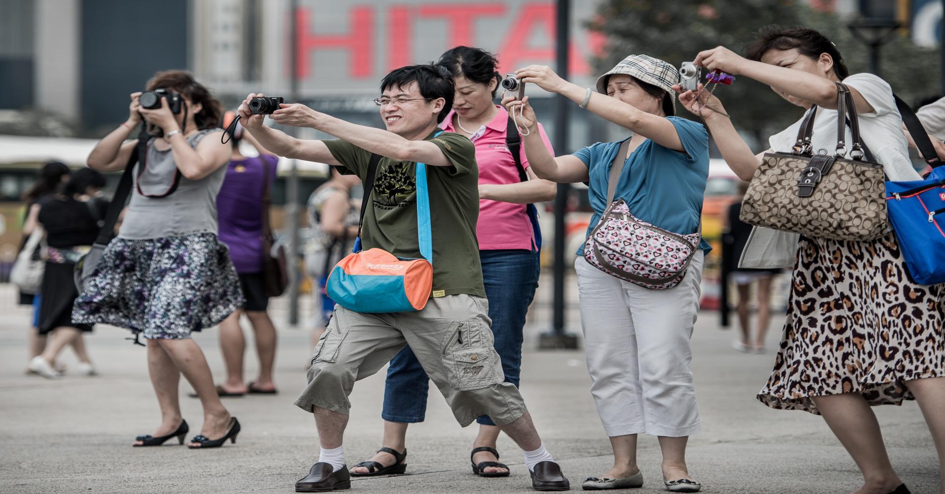Go to Kinezi preplavili Beograd