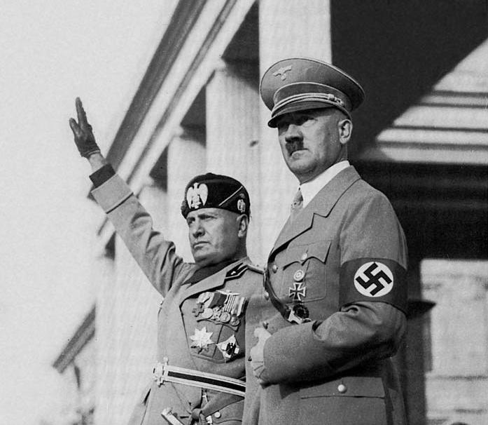 Go to Metastaza Fašizma u Evropi