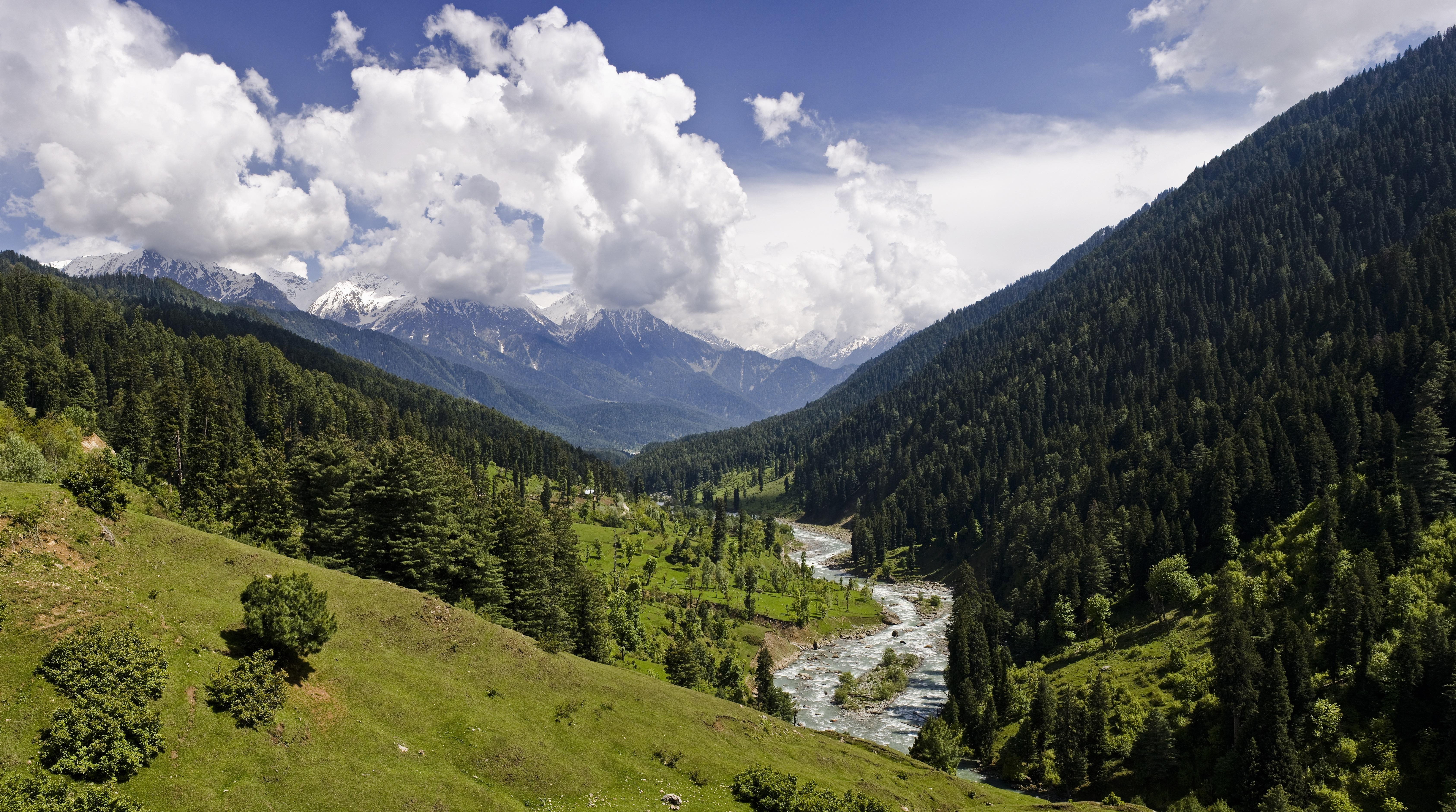 Go to Џаму и Кашмир између Индије и Пакистана