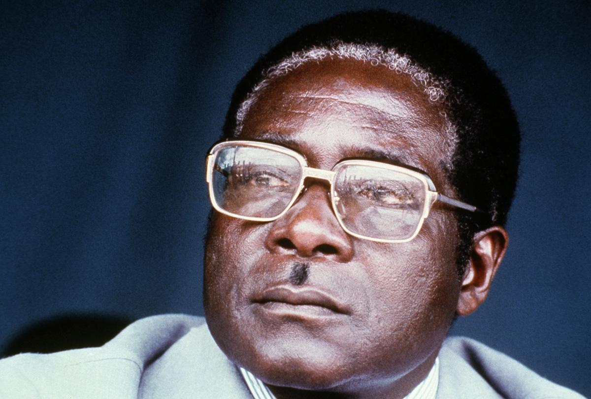 Go to Одлазак Роберта Мугабеа:сан о нацији