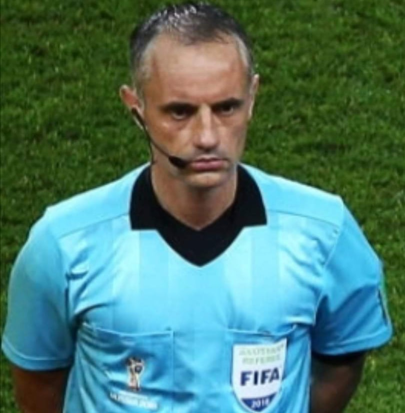 Go to Фудбалски судија Далибор Ђурђевић:сви моји изазови