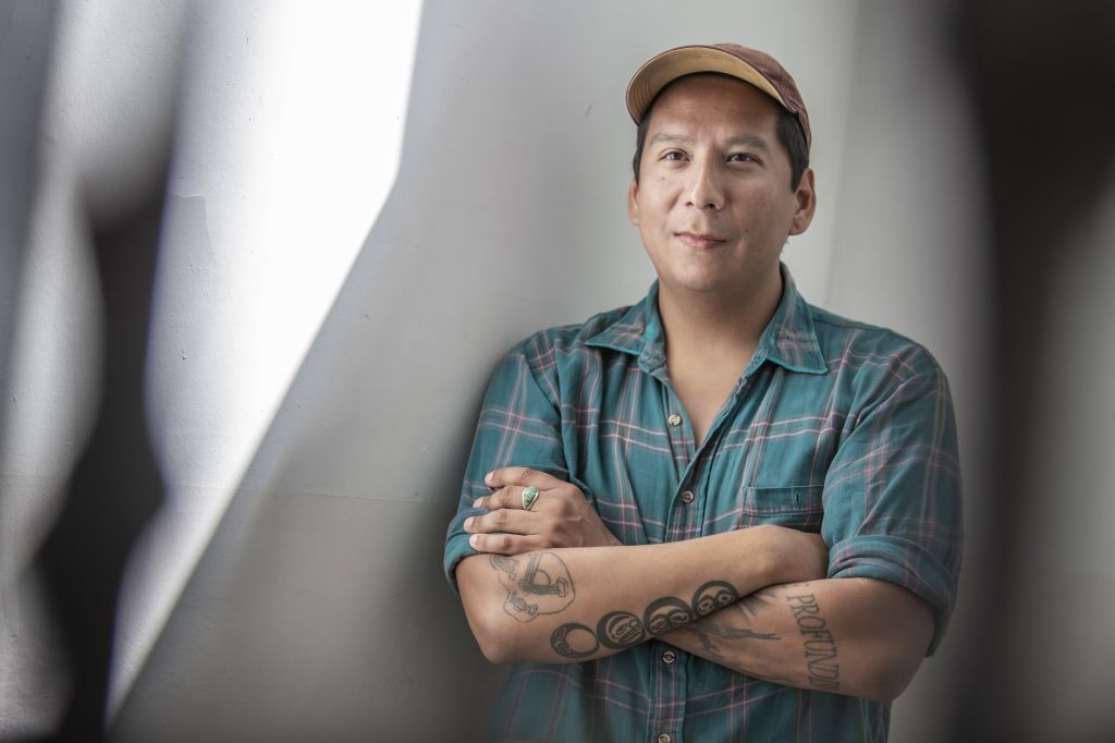 Go to Редитељ Скај Хопинка, живот Индијанаца у Aмерици