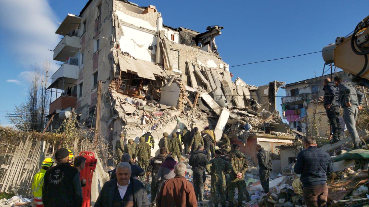 Go to Разорни земљотрес у Албанији: Балкан се и даље тресе