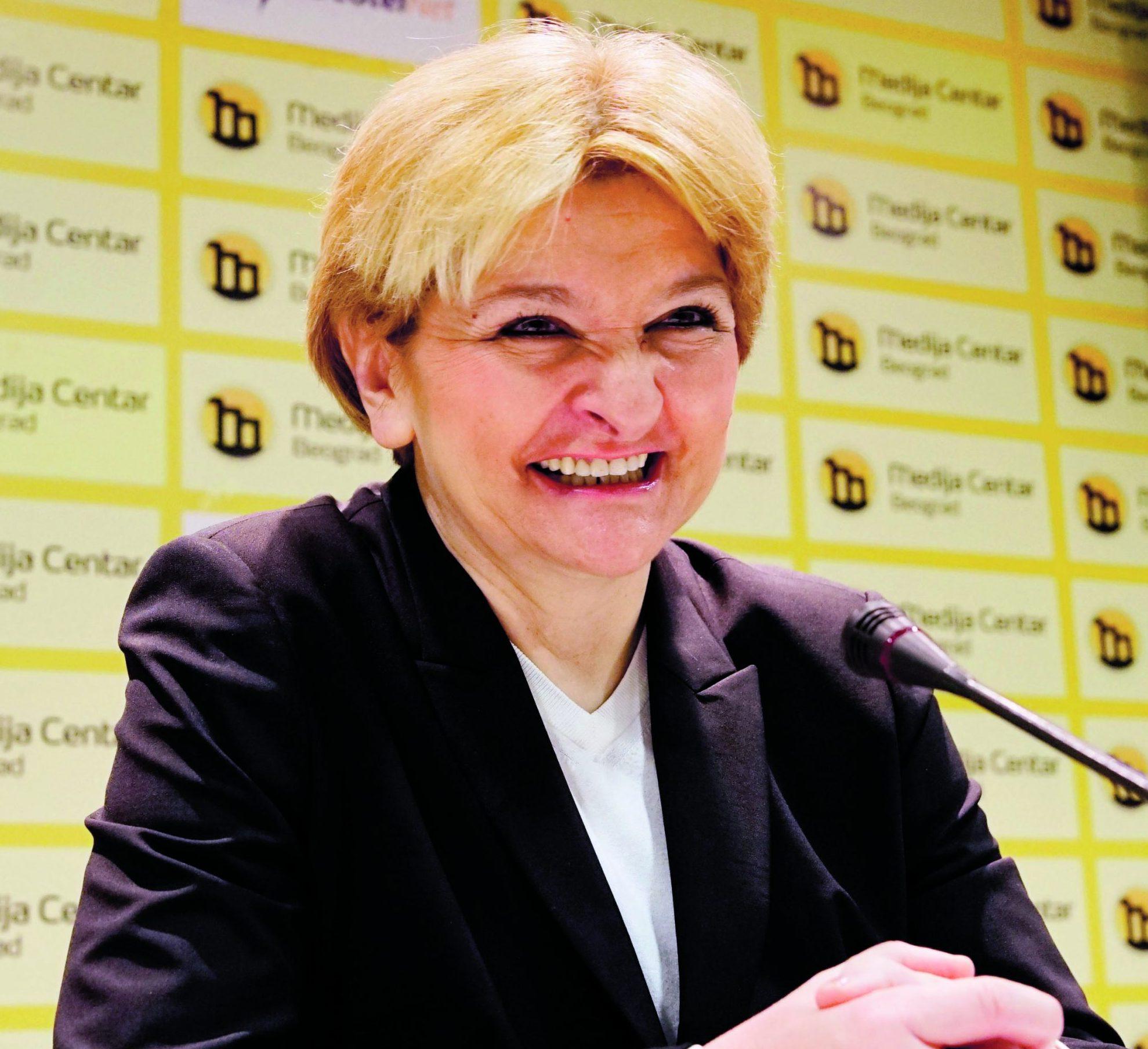 """Go to Dr Danica Maričić: """"Srbija uskoro dobija magnetni  nož"""""""