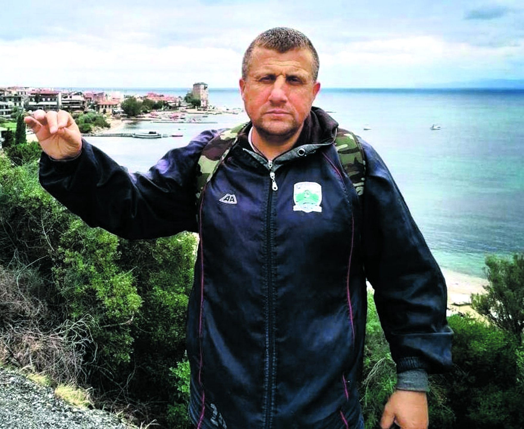 Go to Ходочашће за мир: пешке до Хиландара