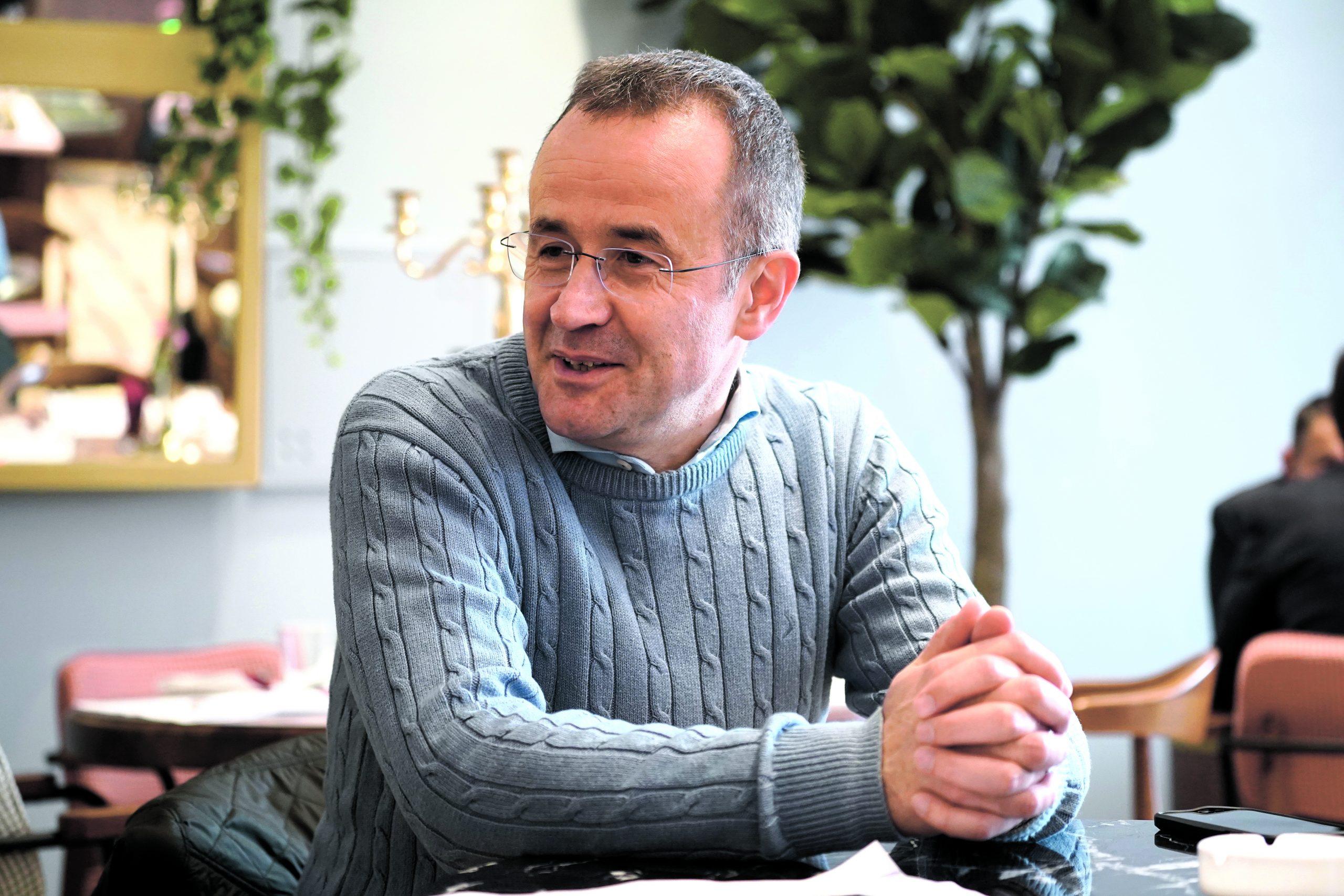 Go to Dr Milan Milenković, ginekolog: u Evropi se usavršava zaštita plodnosti