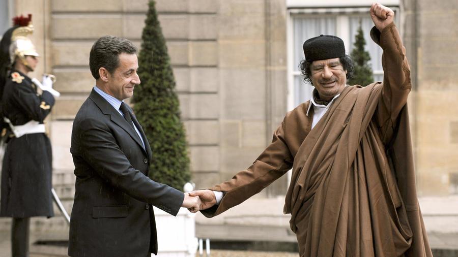 Go to Нема мира за Саркозија