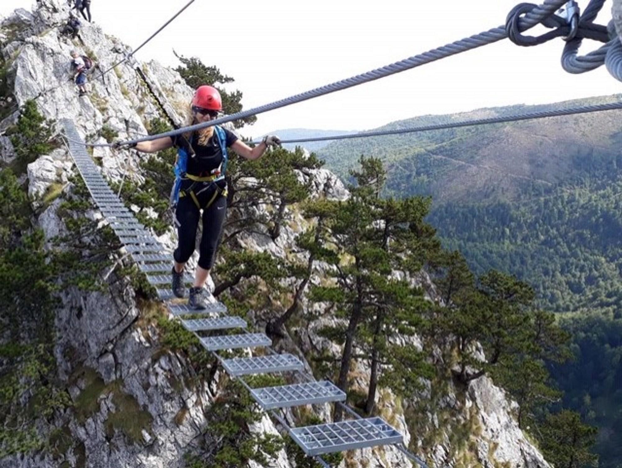Go to Најузбудљивија планинска стаза