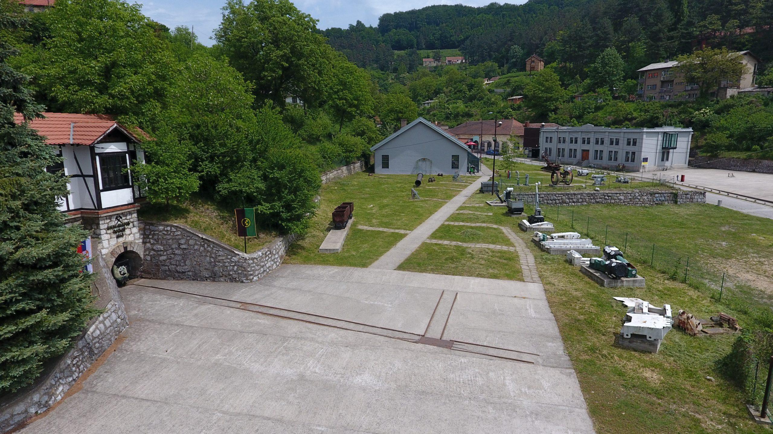Go to Музеј угљарства у Сењском руднику