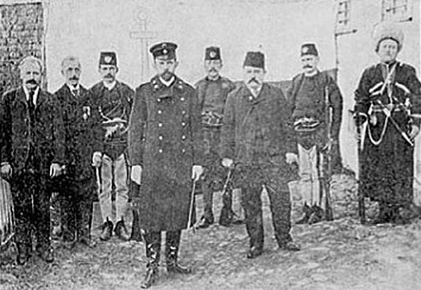 Go to Руског конзула Григорија Степановича Шчербину 1903. године убили су Албанци  <br> Бележио страдање и штитио Србе