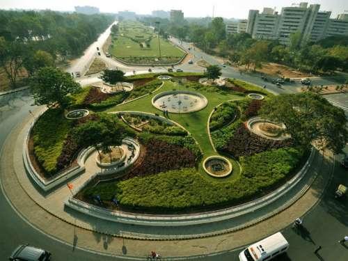 Go to Планирани паметни градови <br> Урганистичка будућност Индије