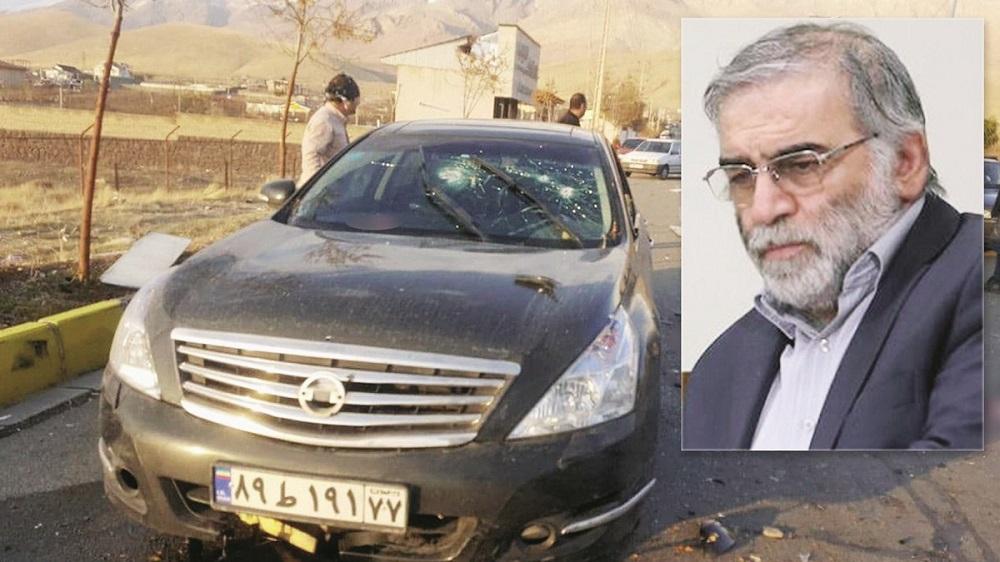 """Go to Убиство """"оца иранског војног нуклеарног пројекта"""" <br> Пуцањ у научника одјекује светом"""