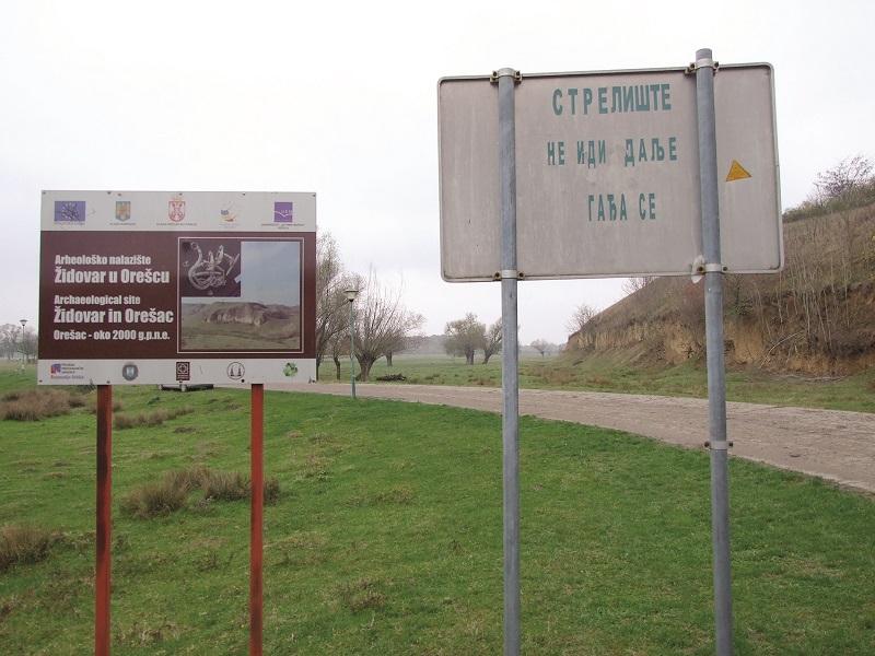 Go to Село Орешац и његове тајне <br> Жидовар на ободу стрелишта