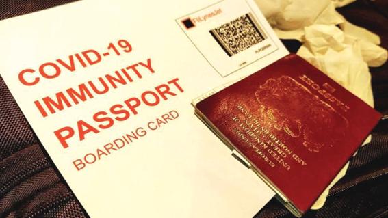 Go to UOČI SEZONE GODIŠNJIH ODMORA <br> Kovid pasoš, naša budućnost?