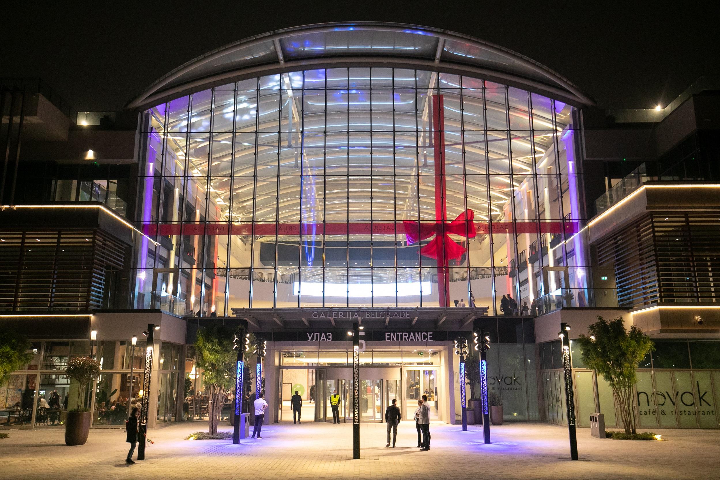 Go to Galeriji Belgrade nagrada za najbolji tržni centar