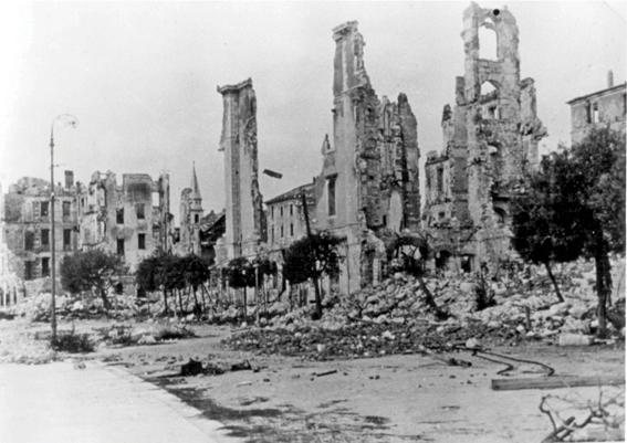 Go to СЕЋАЊЕ НА 6. АПРИЛ 1941.  <br> Уништен сан Милана Вапе