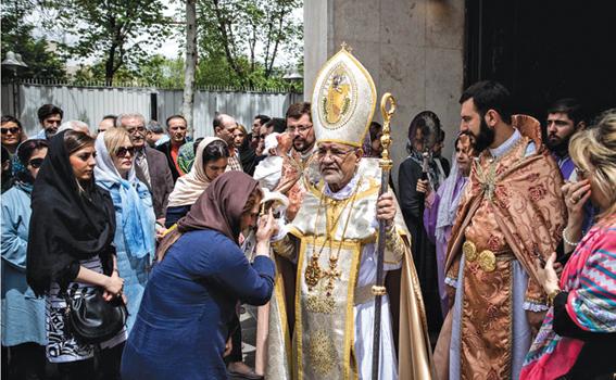 Go to ПРАВОСЛАВЦИ У ИРАНУ <br> Јерменска катедрала у Техерану