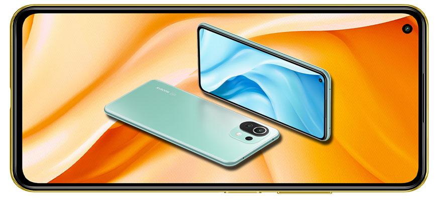 Go to Dva nova telefona Xiaomi Mi 11 flegšip serije od danas dostupni u Srbiji <br> Jedan lagan drugi moćan
