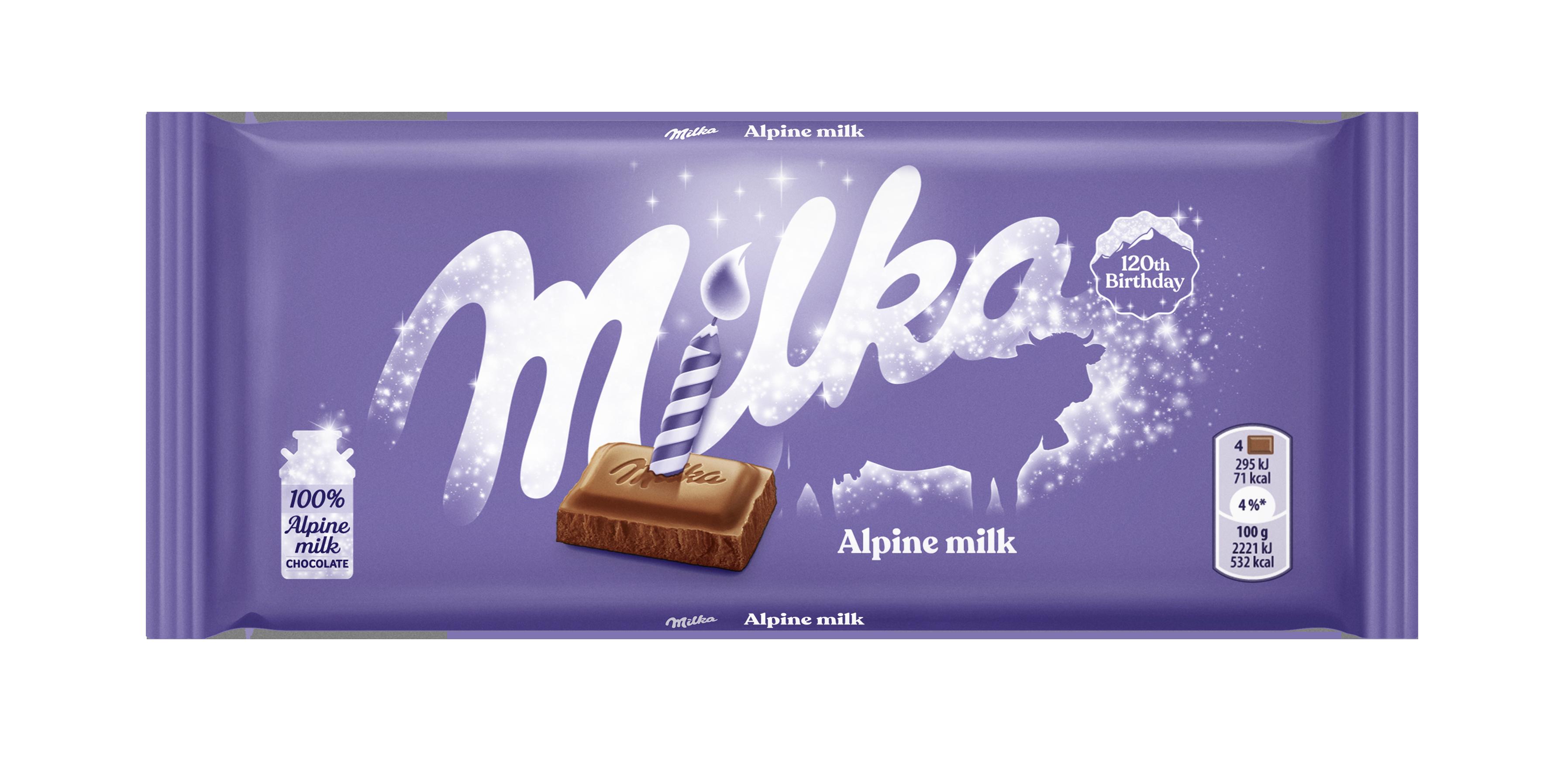 """Go to Milka slavi rođendan,ali ti zamišljaš želju! <br> 120 godina postojanja Milka obeležava nagradnim konkursom """"Zamisli želju"""""""